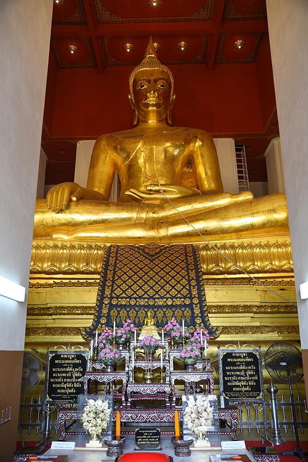 Wat Mongkhon BophitWat Mongkhon Bophit