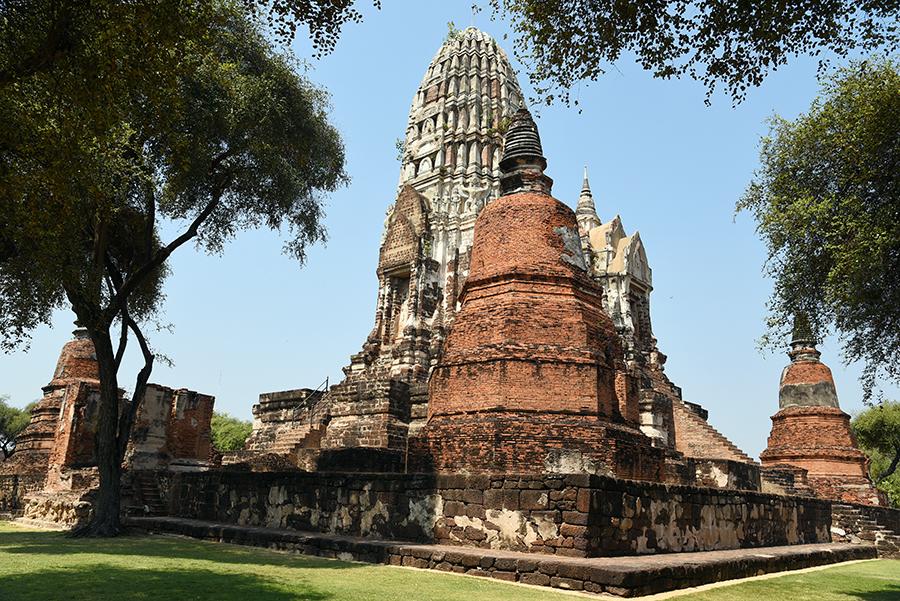 Wat Phra RamWat Phra Ram