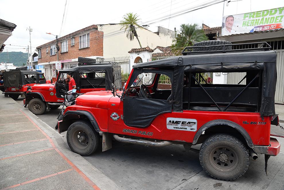 Villetas taxis