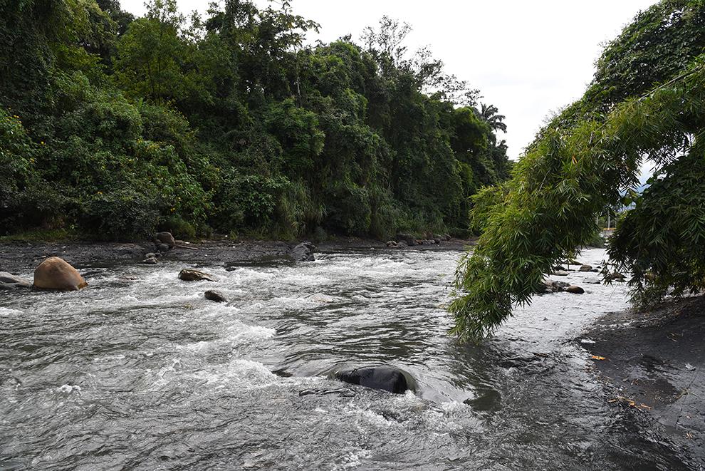 Villeta river