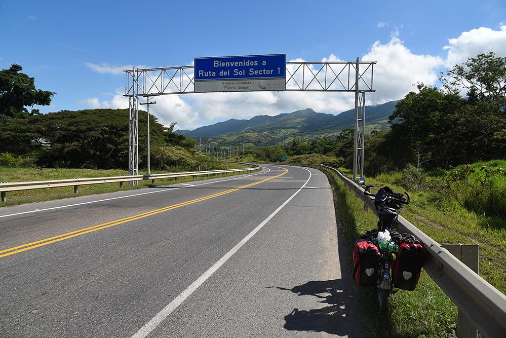 Highway Ruta del Sol