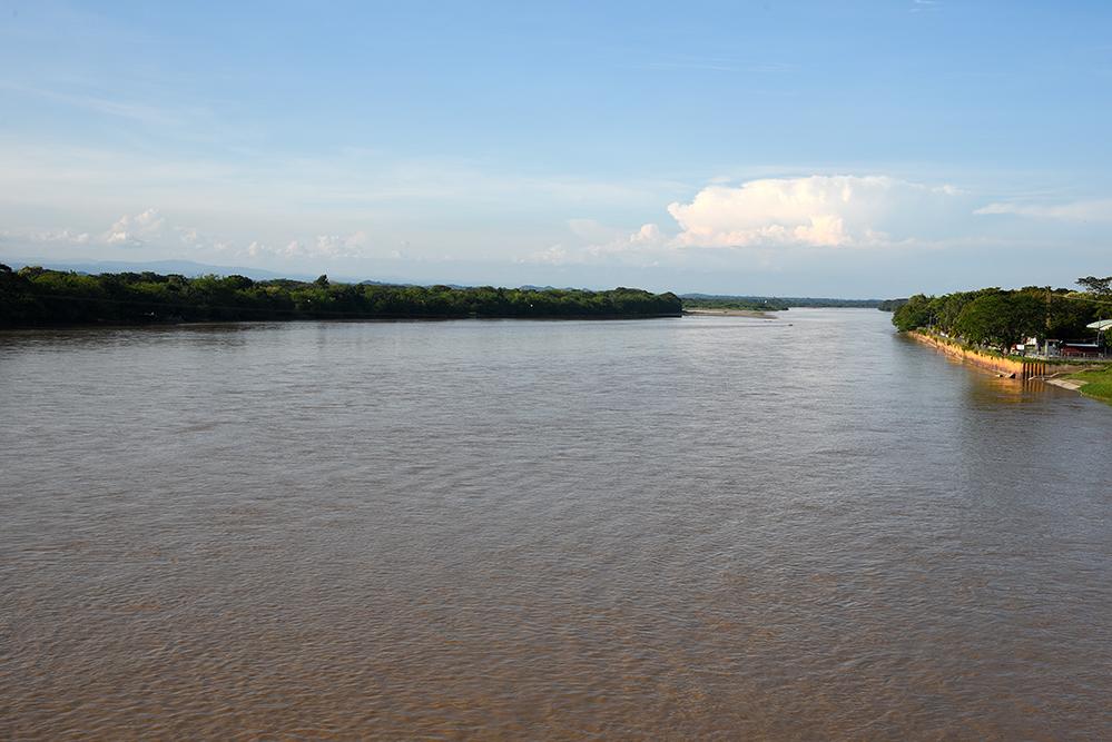 Magdalena river