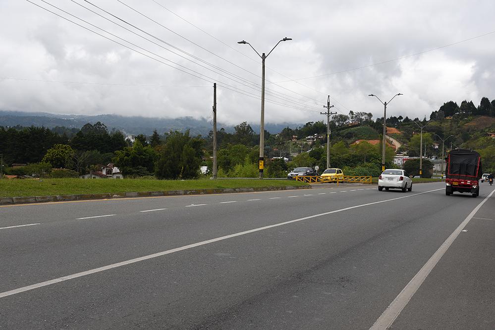 Main highway