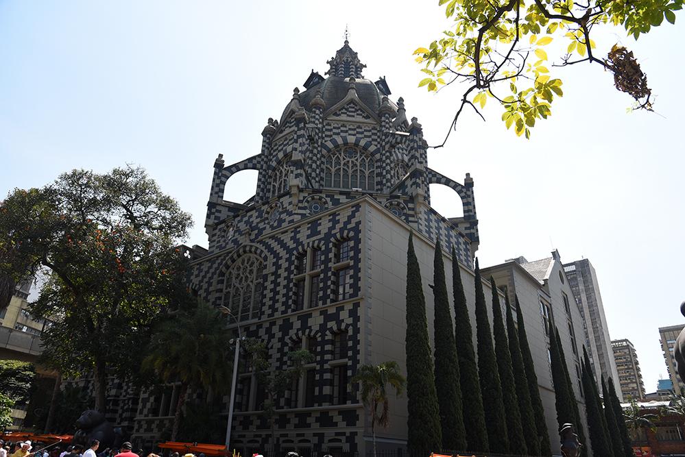 The Rafael Uribe Uribe Palace of Culture