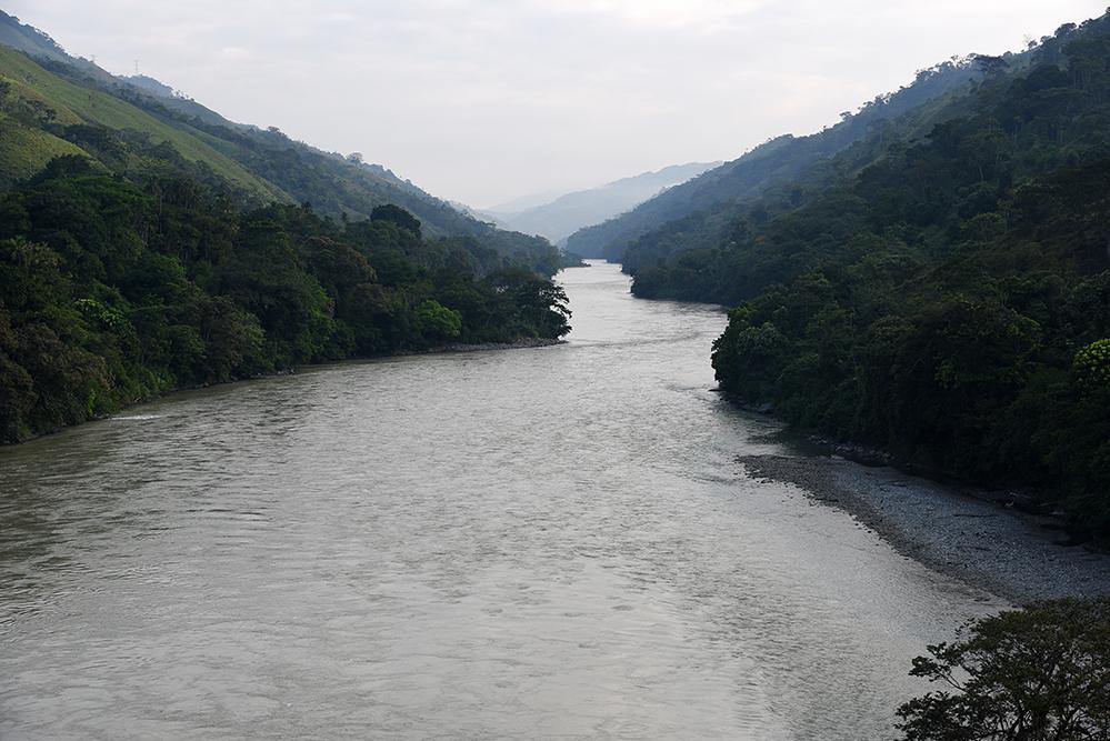Caucasea river