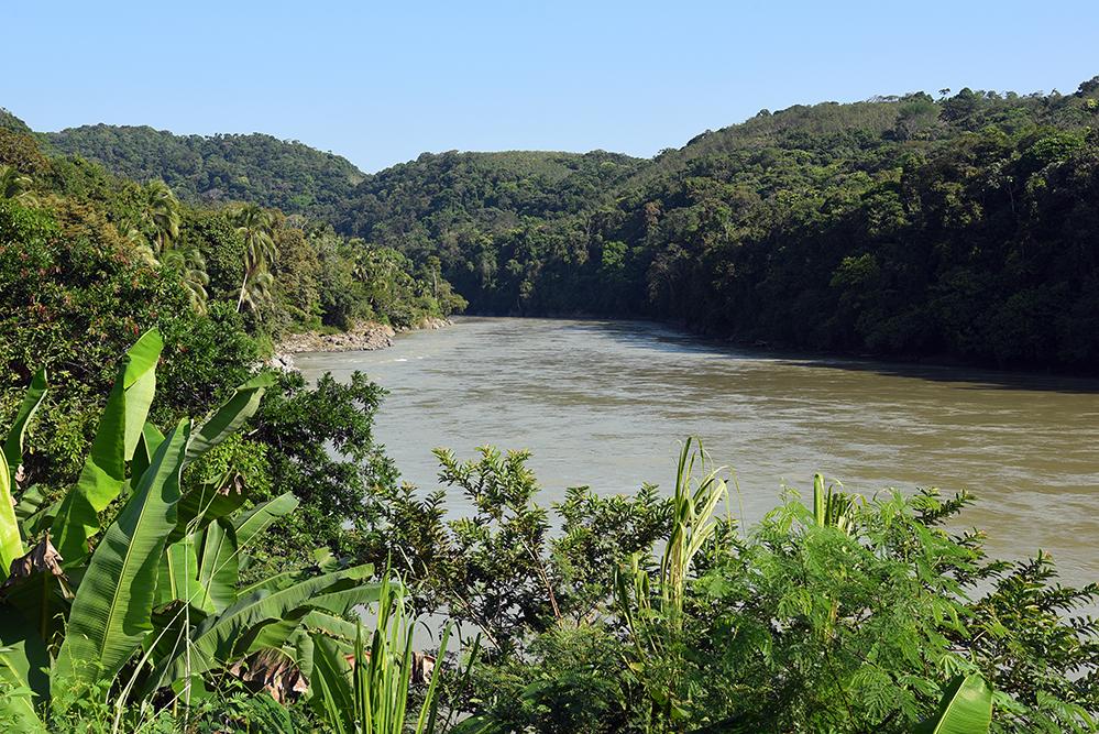 Caucasia river