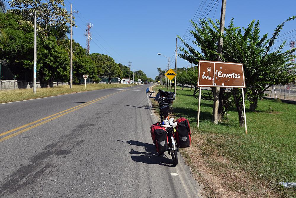 Arriving  at Covenia