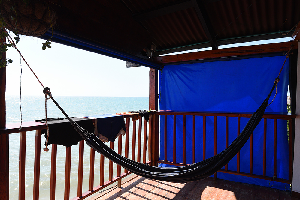 My own hammock