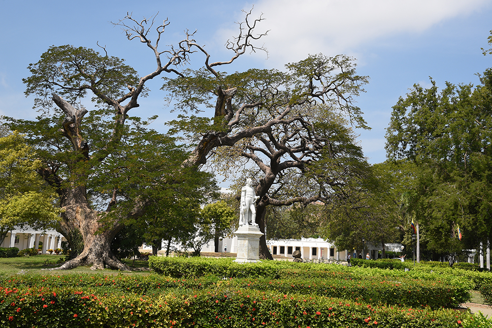 Quinta de San Pedro Alejandrino, the death place of Simón Bolívar