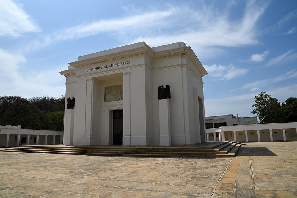 Monument S.Bolivar