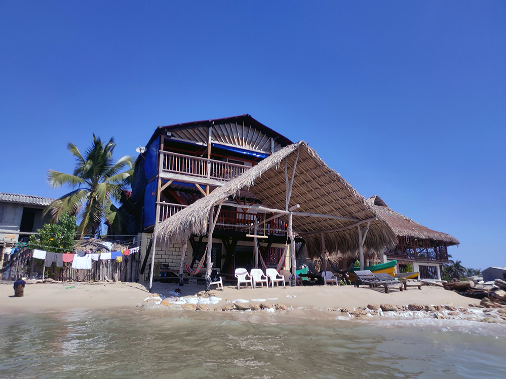 My guesthouse