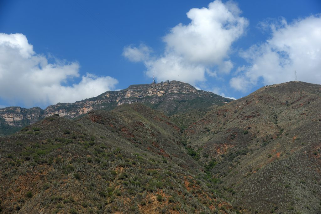 Chicamocha Canyon