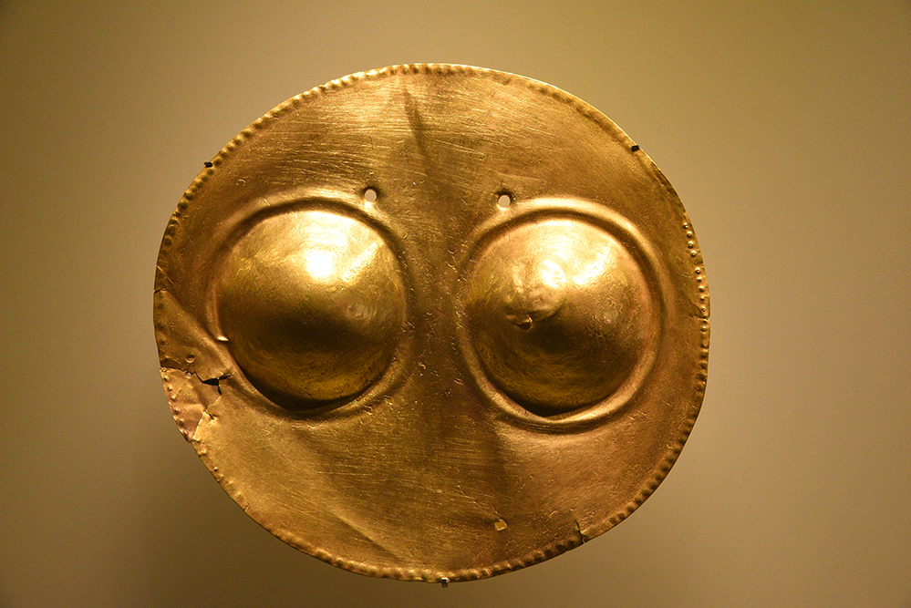 Ancient bra